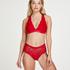 Boxer string Alda, Rouge