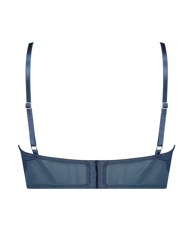 Soutien-gorge à armatures préformé Bambini, Bleu, main