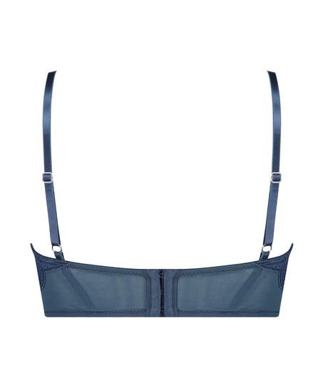 Soutien-gorge à armatures préformé Bambini, Bleu