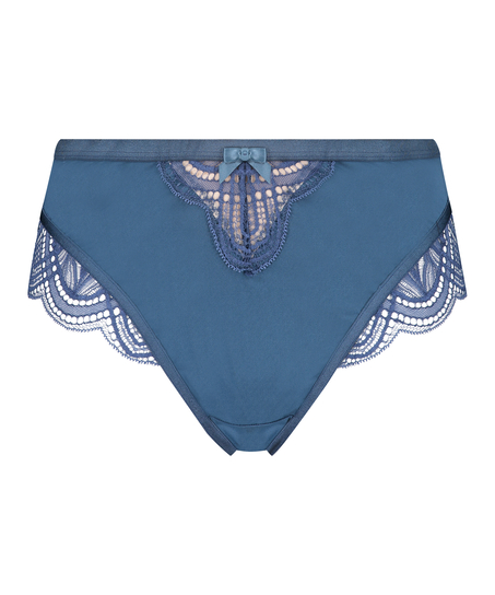 String haut Bambini, Bleu