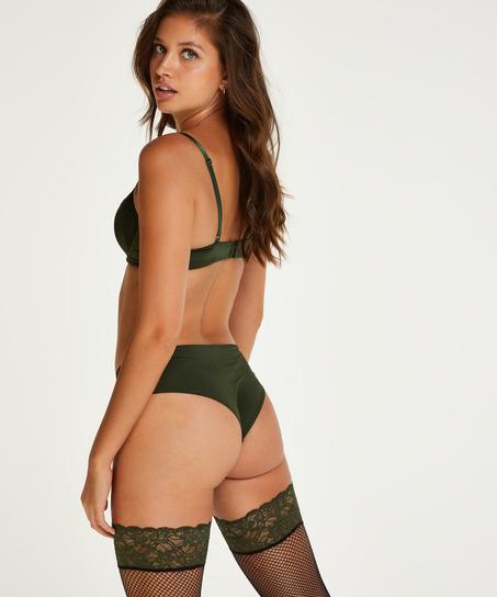 Short brésilien Gina, Vert