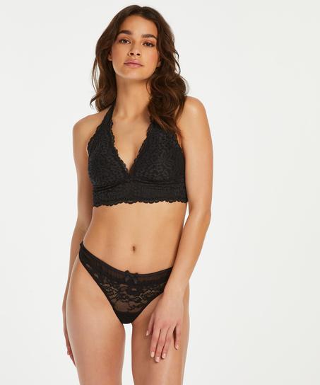String Eliza, Noir