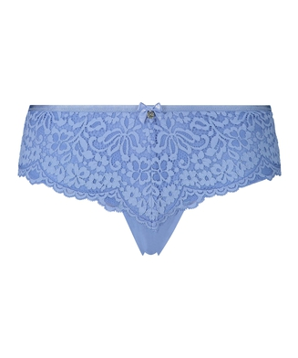Slip brésilien Rose, Bleu
