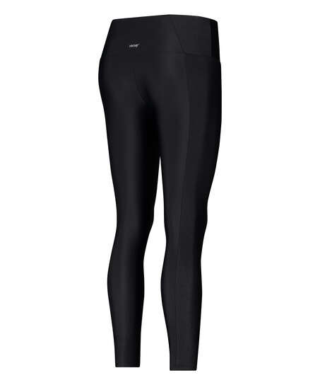 Legging de sport taille haute HKMX Shine On, Noir